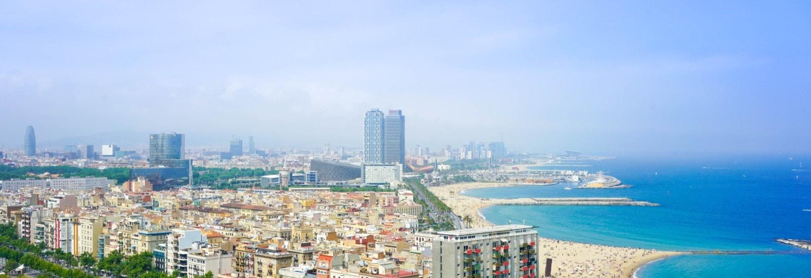 skyline-barcelona
