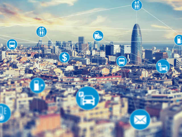 Uitgelichte afbeelding voor Smart City Expo World Congress 2021