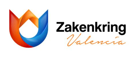 Zakenkring Valencia (ZKV)-logo