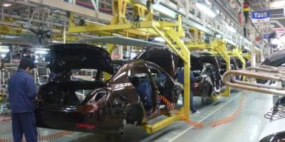 Automobielsector uitgelichte afbeelding