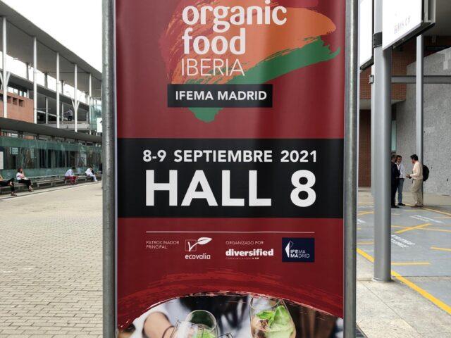 Organic Food IBERIA eerste fysieke agrifoodbeurs na heropening Spaans beurzenseizoen uitgelichte afbeelding