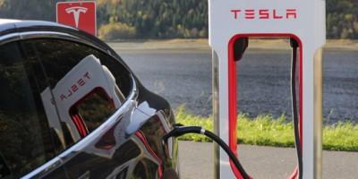 Elektrische auto uitgelichte afbeelding
