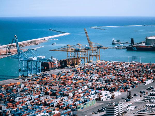 Smart Ports uitgelichte afbeelding