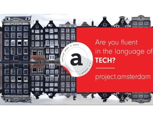 Imagen destacada de Project Amsterdam busca talentos informáticos